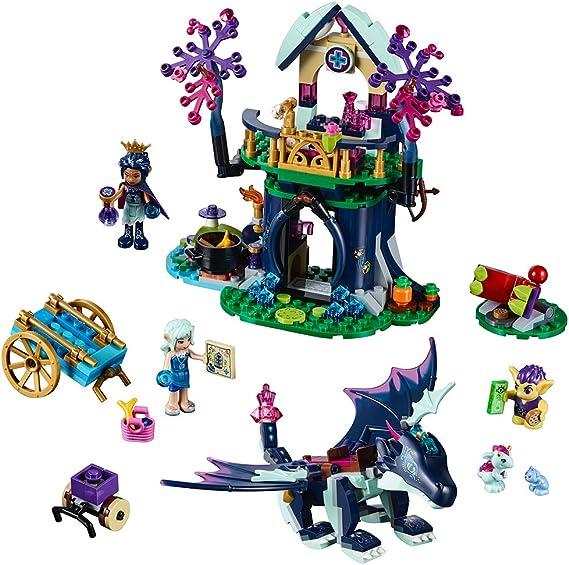 Set 41145 75823 RARE Vegetation feuille rose LEGO DkPink Plant Sea Grass 30093