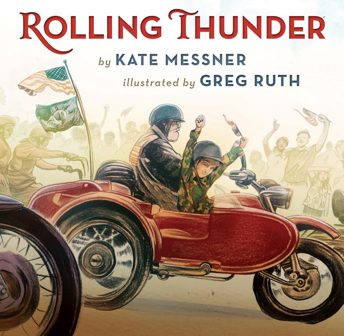 Rolling Thunder Kate Messner