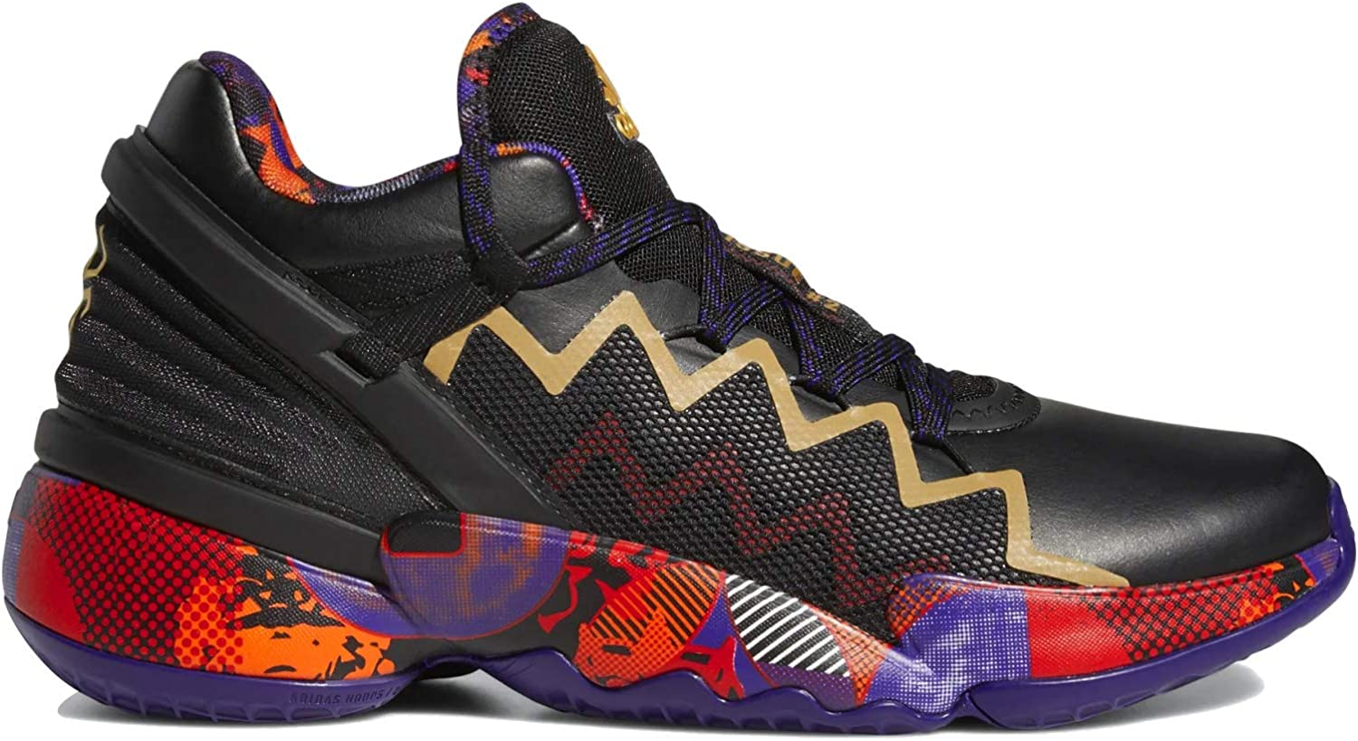 adidas Don Issue 2 Shoes Mens Basketball Sneaker G55791