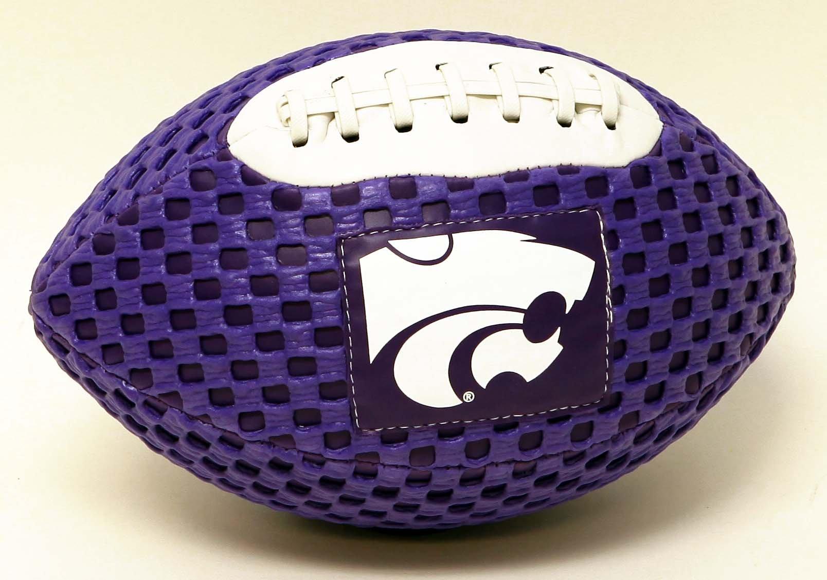 Kansas State Wildcats Fun Gripper 8.5 Football NCAA By: Saturnian I