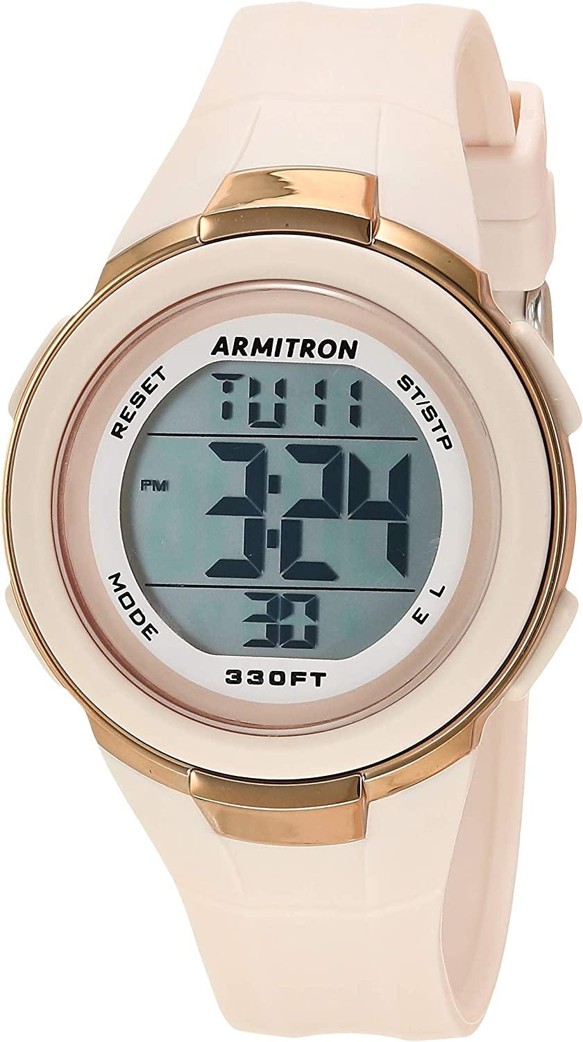 Armitron Sport Women s Digital Resin Strap Watch, 45 7126
