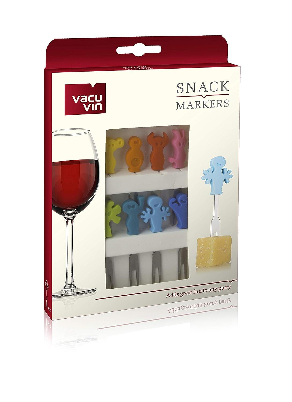 Vacu Vin 1841060 snack markers