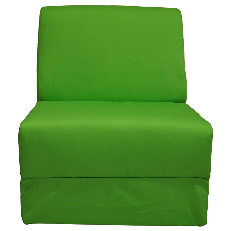 Amazon Fun Furnishings Canvas Teen Sleeper Chair Home & Kitchen