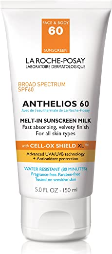 La Roche-Posay Anthelios Melt-In Sunscreen Milk Body & Face