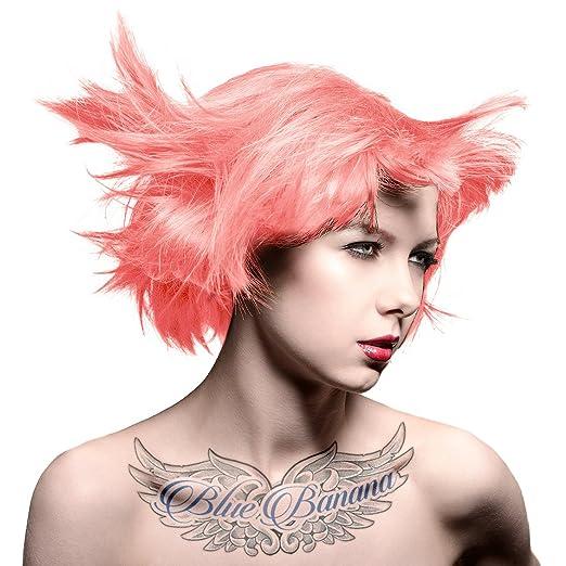 95 opinioni per MANIC PANIC Cream Formula Semi-Permanent Hair Color- Pretty Flamingo