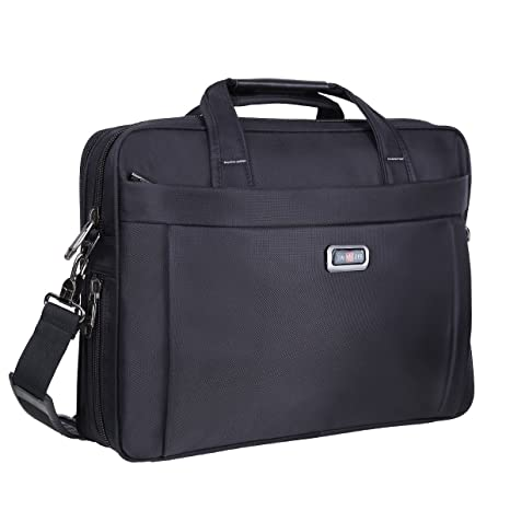 9e4b1fa265b2 Top Super Laptop Bag 15.6 inch, Laptop Briefcase for Men Women, Business  Portable Carrying Case Messenger Shoulder Bag Fit for 15 15.6 Inch Laptop  ...