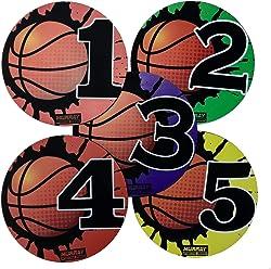 Murray Sporting Goods Pocket Basketball Coach Board Marker Boards