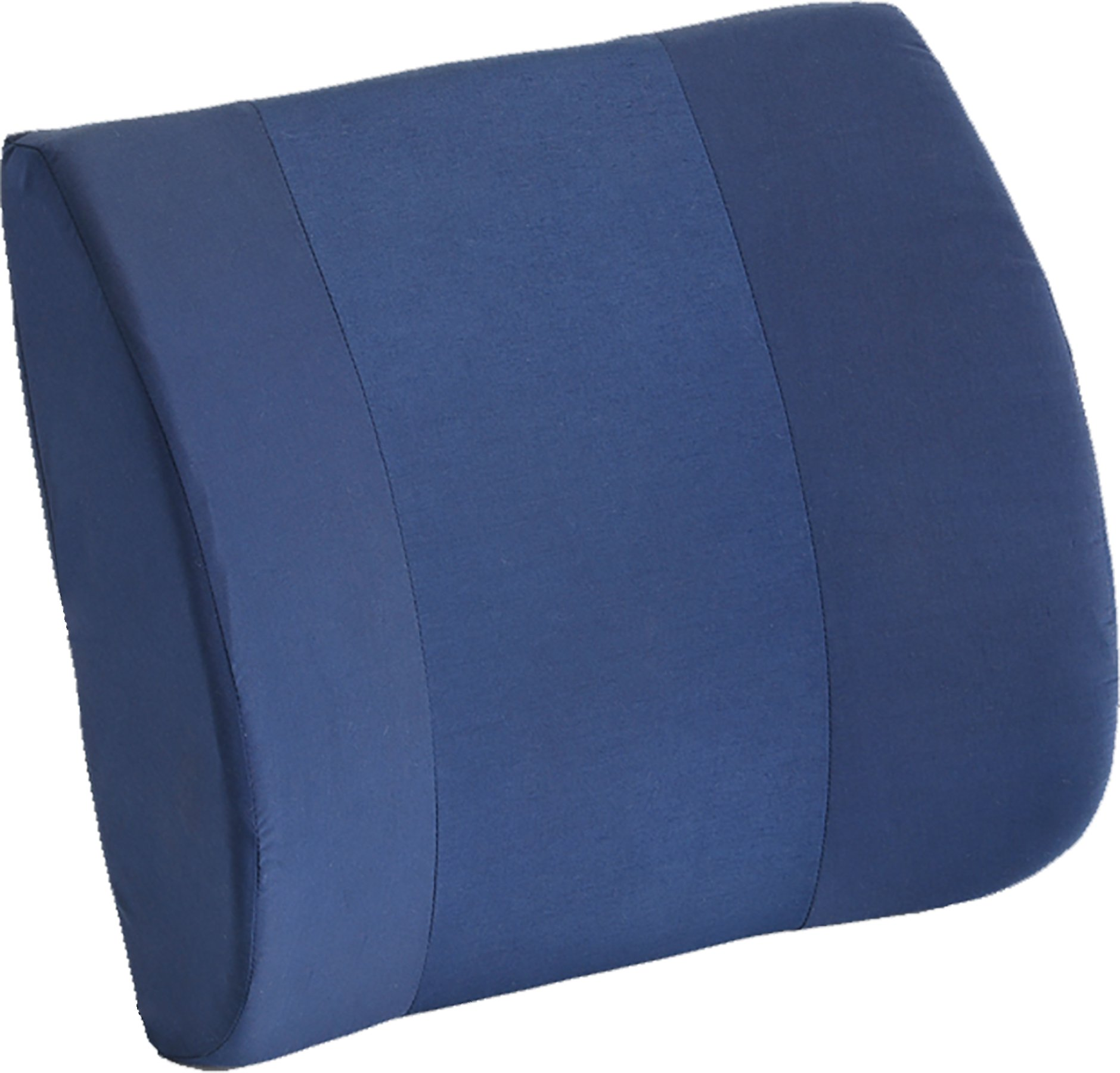 NOVA Medical Products Lumbar Back Cushion, Blue, 1.25 Pound