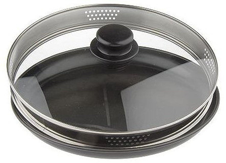 Browning plato de microondas con tapa: Amazon.es: Hogar