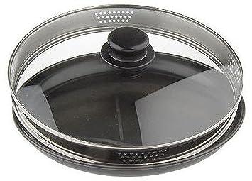 Browning placa de microondas con tapa