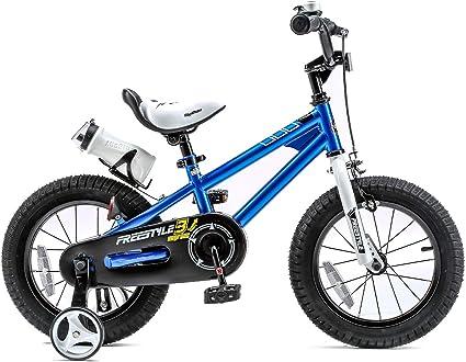 New MTB BMX City Kids Bicycle Bike Steel Bell I Love My Bike White