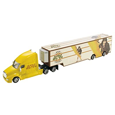 Hot Wheels Tour Haulers AC/DC Vehicle: Toys & Games