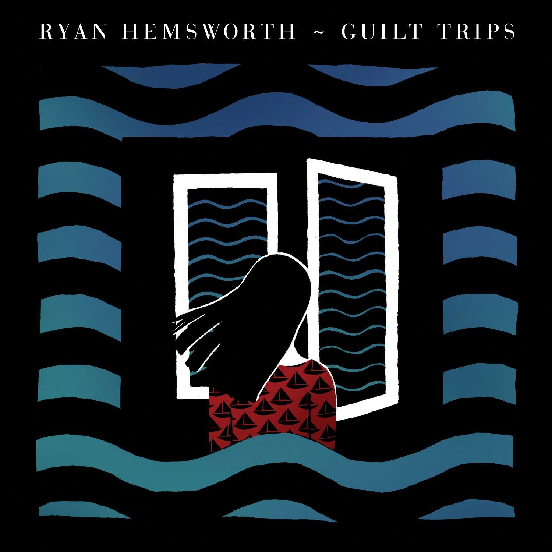 CD : Ryan Hemsworth - Guilt Trips (CD)