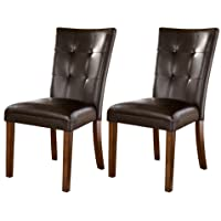 2-Set Ashley Furniture Signature Design Lacey Dining Side Chair