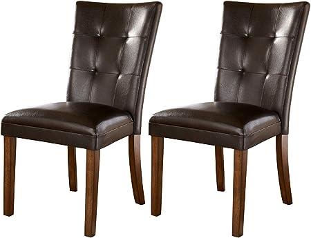 Amazon.com: Diseño de Ashley Furniture Signature., Cuero ...