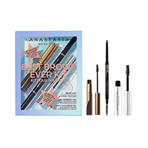 Anastasia Beverly Hills Best Brows Ever Kit, Medium Brown