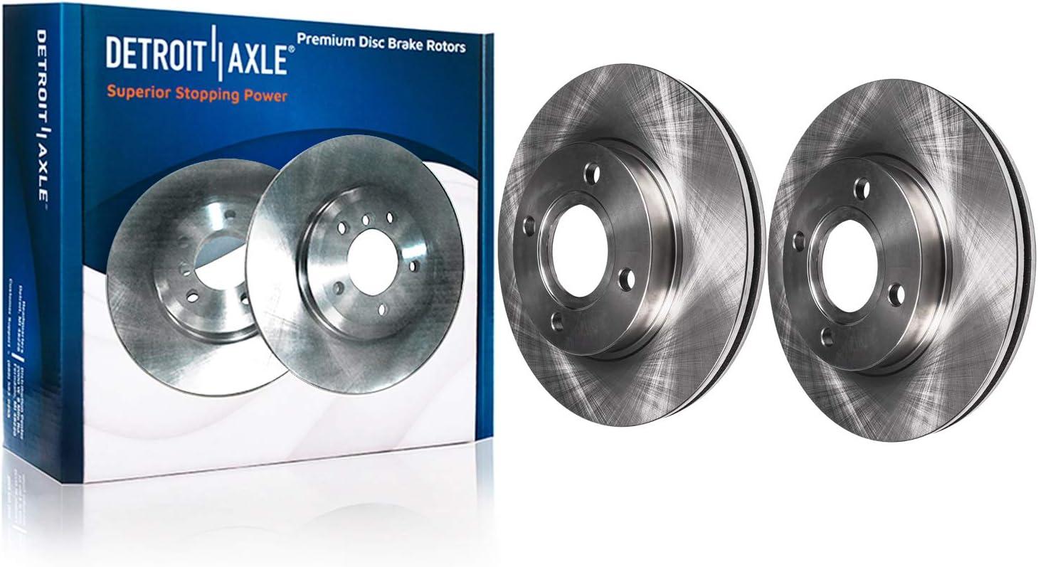 Check Fitment Chart 9.40 239mm Premium FRONT Brake Rotors for Civics Detroit Axle