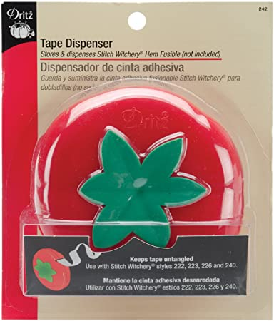Dritz 242 Stitch Witchery Tape Dispenser