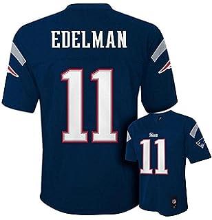 5e0d32d73 Julian Edelman New England Patriots  11 NFL Youth Mid-tier Jersey Navy