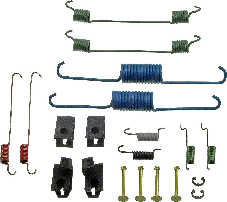 Wagner H17223 Drum Brake Hardware Kit Rear
