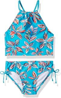 6d94347850c0d Amazon.com: Kanu Surf Girls' Mahina Beach Sport Halter Bikini 2 ...