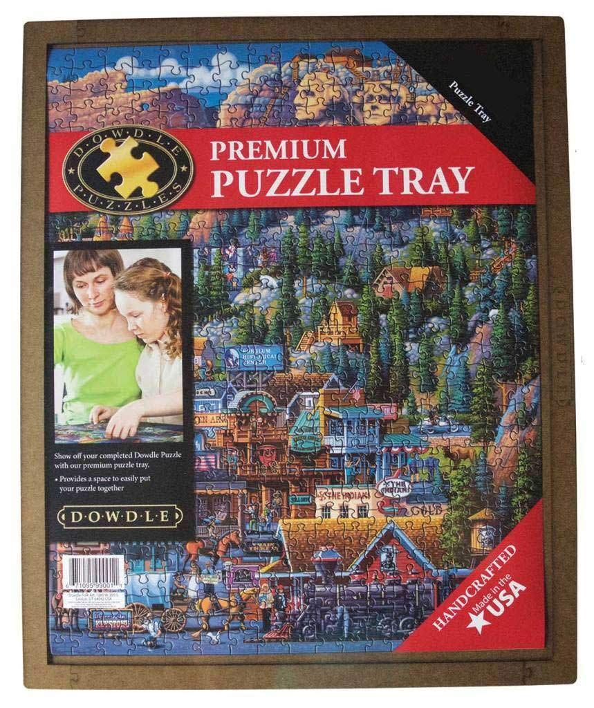19.25x26.625 Dowdle Puzzle Tray