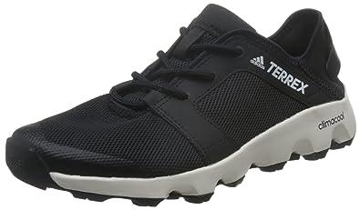 adidas Damen Terrex CC Voyager Sleek Traillaufschuhe, Schwarz (Negbas/Negbas/Blatiz), 38 EU