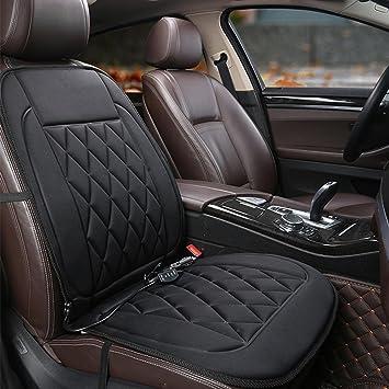 Manta electrica asiento coche
