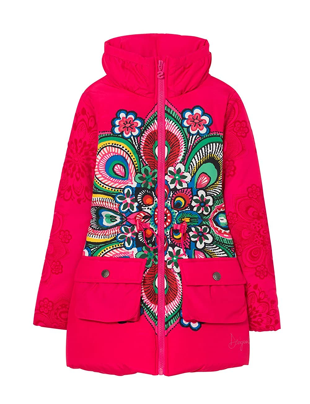 Desigual Girl's Chaq_rosseau Coat