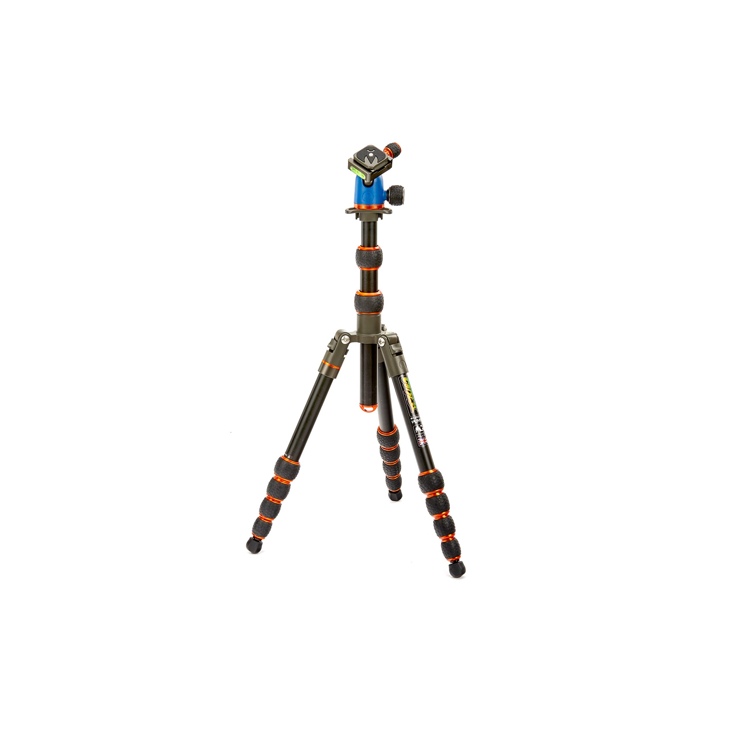 3 Legged Thing Punks Corey Mag Alloy Tripod Kit w/AirHed Neo by 3 Legged Thing