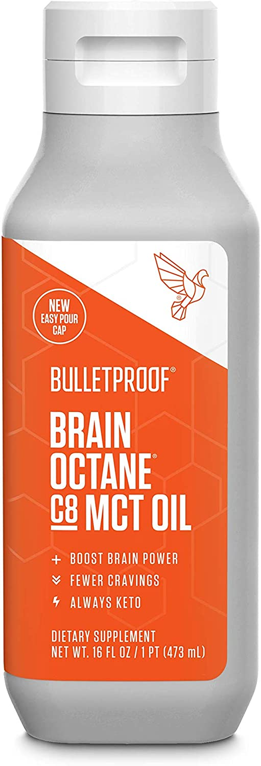MCT Oil, Bulletproof Image