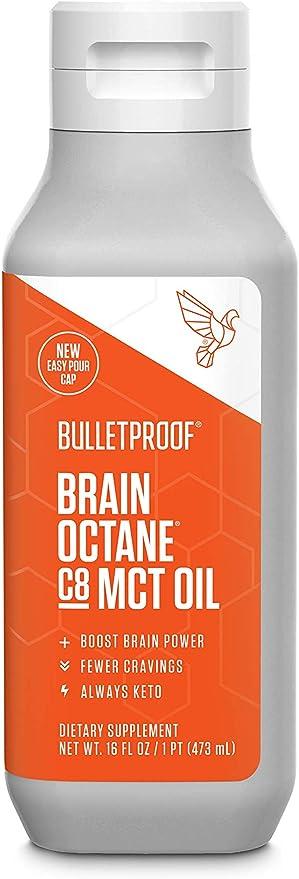 Brain Octane Oil MCT - Bulletproof