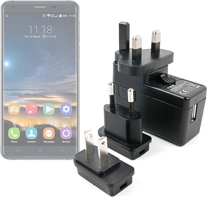 DURAGADGET Kit De Adaptadores con Cargador para Smatphone Hisense ...