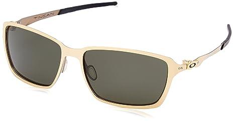 Gafas de Sol Oakley OO4082 TINCAN DARK GREY: Amazon.es: Ropa y accesorios