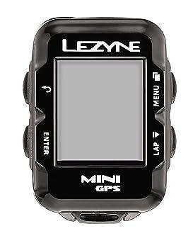 LEZYNE Mini Cycling GPS Computer
