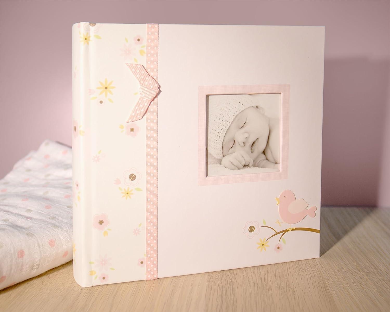 L'il Peach 92162 - Bird Photo Album, pink L'il Peach