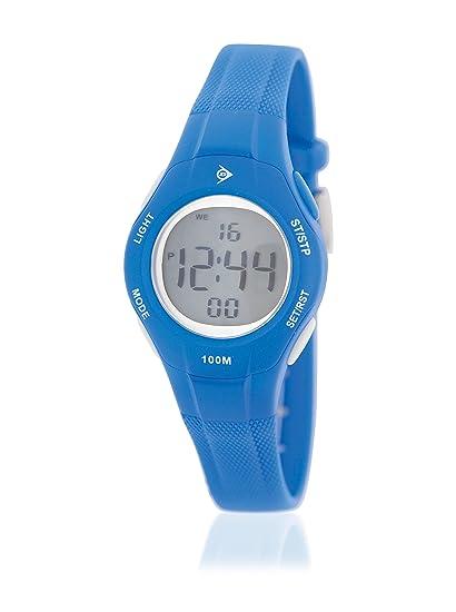 Dunlop Reloj Digital para Mujer de Automático con Correa en Resina DUN-178-L03: Amazon.es: Relojes