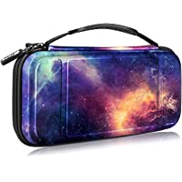 Fintie Carry Case for Nintendo Switch - [Shockproof] Hard Shell Protective Cover Portable Travel Bag w/10 Game Card…