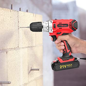 SALEM MASTER Cordless drill driver Power Drills product image 6