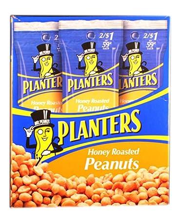roasted planter planters jar honey snacks gp oz best salted peanuts