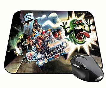 Ghostbusters Bill Murray Dan Aykroyd C Alfombrilla Mousepad PC: Amazon.es: Oficina y papelería