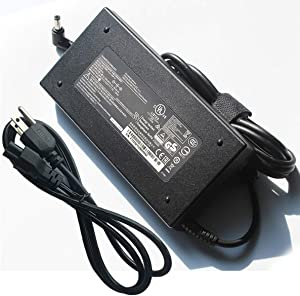 Original 19.5V 7.7A 150W Slim Ac Adapter for chicony A14-150P1A Z7-I7 Laptop Charger for MSI GF62 7RE MS-16J9 Power Supply