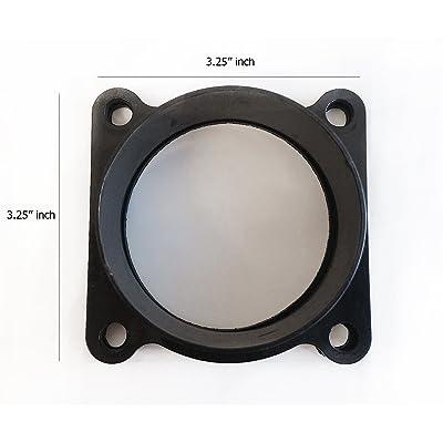 2001-2004 Nissan Pathfinder 3.5L V6 Air Intake MAF Sensor Adapter Plate
