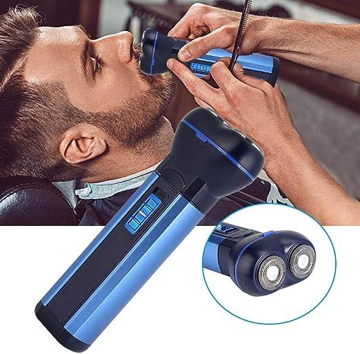 Fdit Kit de Aseo Multifuncional eléctrico Barba afeitadora Nariz ...