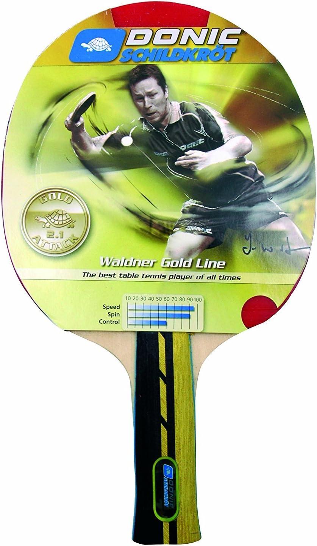 Donic Waldner Gold Attack - Bate de tenis de mesa
