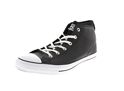 Converse - Syde Street Mid 157537c - Black, Taille:46.5 Eu