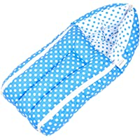 Baybee 3 in 1 Cotton Bed Cum Baby Sleeping Bag – Infant Portable Bassinet, Nest for Cosleeping