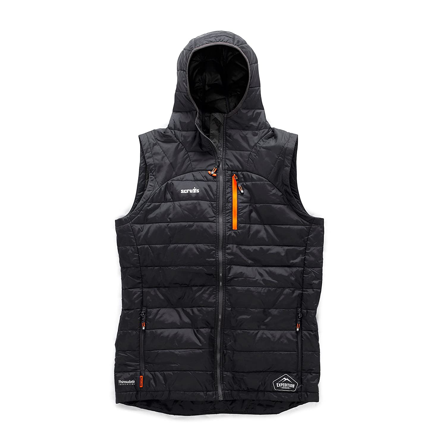 Scruffs Expedition Thermo Gilet Chaqueta, Hombre