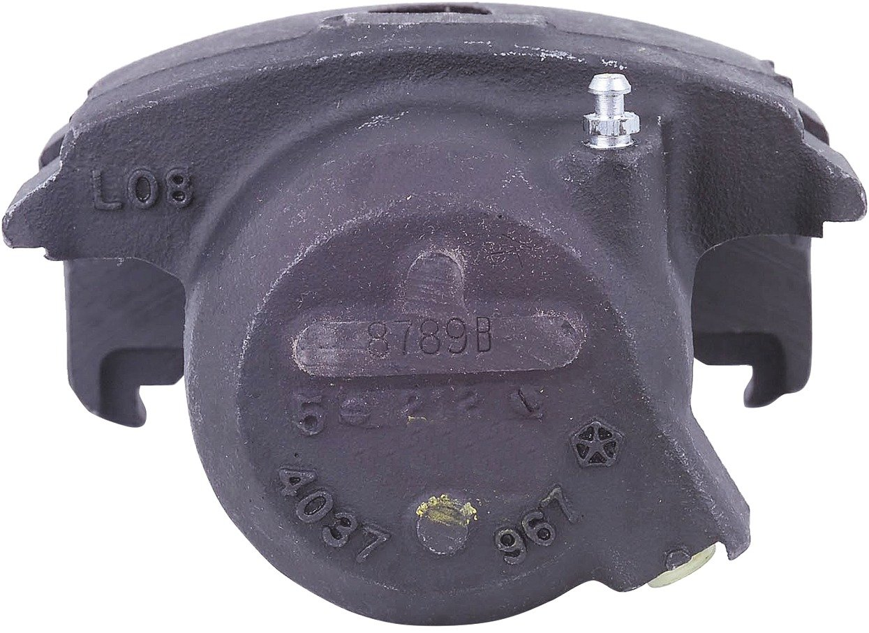 Cardone 18-4076 Remanufactured Domestic Friction Ready (Unloaded) Brake Caliper A-1 Cardone