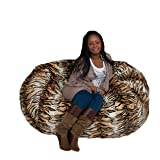 Cozy Sack Bean Bag Chair 5' with 29 Cubic Feet of